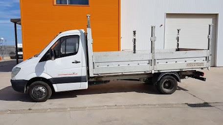 Venta de furgonetas de ocasion, segunda mano y usadas en Zaragoza