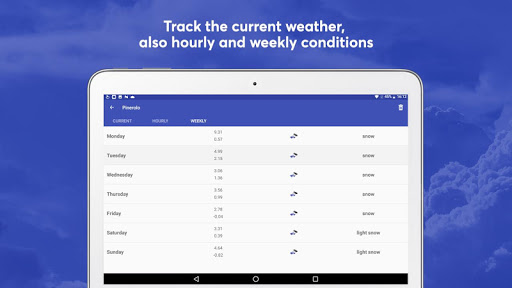 Today's Weather - Local Weather Forecast Channel 1.4 screenshots 8