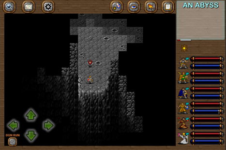 Dungeons of Chaos Screenshot