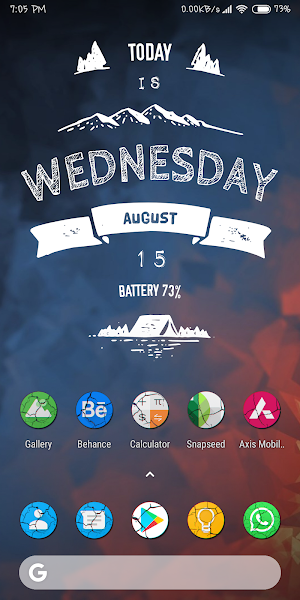 Crackify Pixel - Icon Pack Screenshot Image