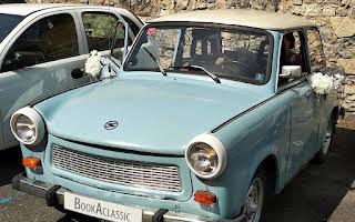 Trabant P601 De Luxe Rent Navarra