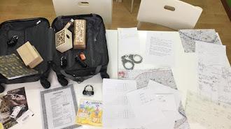 Materiales utilizados en la actividad de Escape Room de Creailusión.