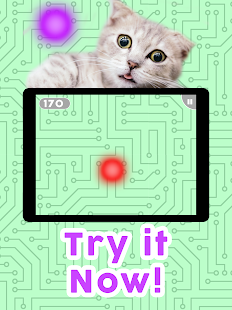 Game Games for Cats! - Cat Fishing Mouse Chase Cat Game APK for Windows Phone