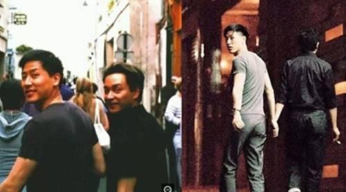 Bạn đời đồng tính vẫn giữ tro cốt Trương Quốc Vinh trong nhà - Cuồng phim