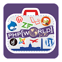 php[world] icon