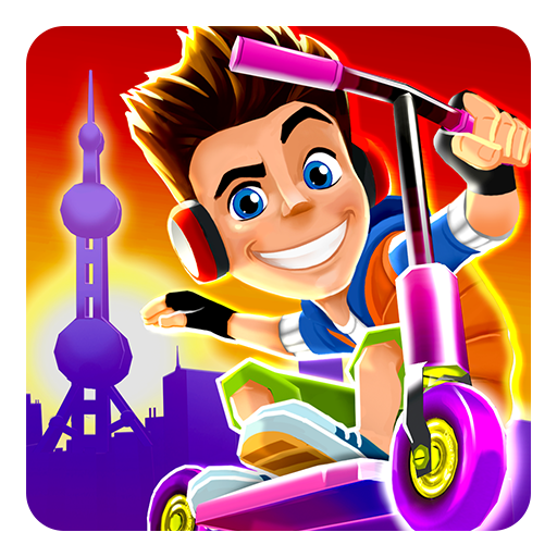 Skyline Skaters (game)