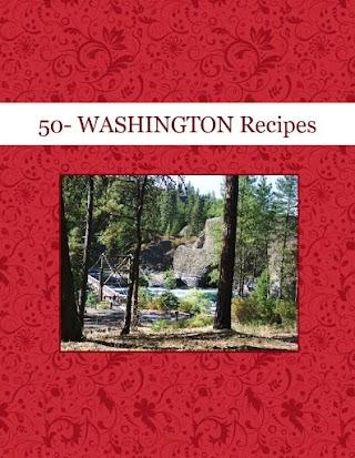 50- WASHINGTON Recipes