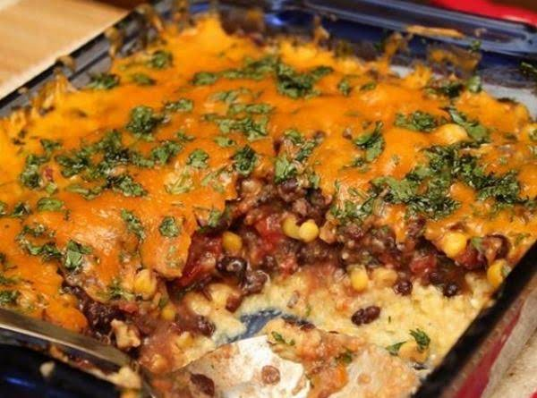 Internet Picture -- Looks More Like This One Than The Other Because Of The Bottom Layer Of Corn Meal Mush -- Doesn't It Look Good?!