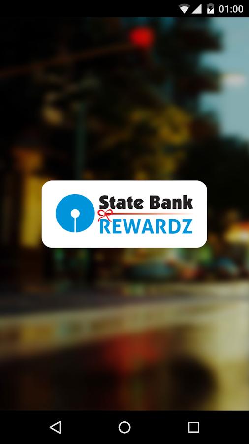 State Bank Rewardz - screenshot