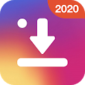 Photo, Video, IGTV and Story Downloader for IG icon
