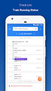 go Train IRCTC PNR, Rail Running Status, Schedule Apk Download For Android 2