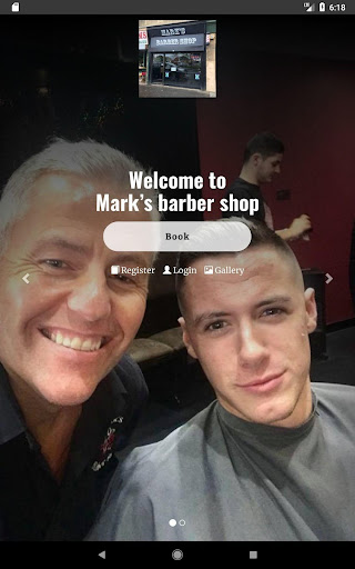 Mark's Barber Shop screenshot 7