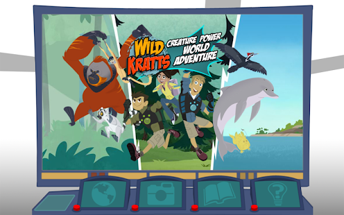 Wild Kratts World Adventure- screenshot thumbnail