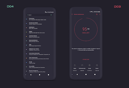 PitchBlack S – Samsung Substratum Theme Oreo/OneUI v28.4 [Patched] 6
