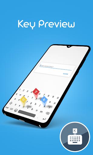 Frozen Keyboard - Unicode Myanmar 3.4.7 screenshots 3