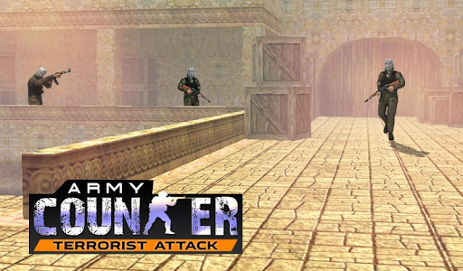 Army Counter Terrorist Attack Sniper Strike Shoot 1.7.3 screenshots 14