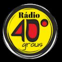 Rádio 40 Graus icon
