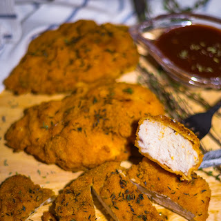 Breaded Chicken Breast Flour Recipes