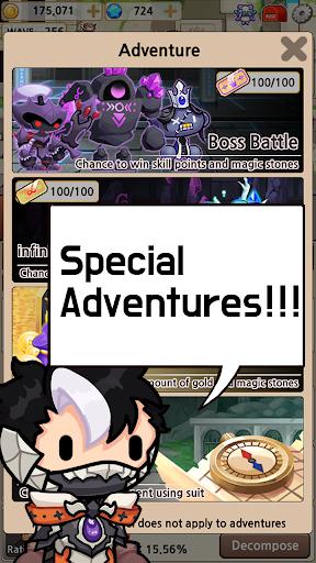 Assassin Lord : Idle RPG (Magic) android2mod screenshots 18