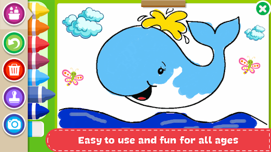 Paint and Learn Animals 3