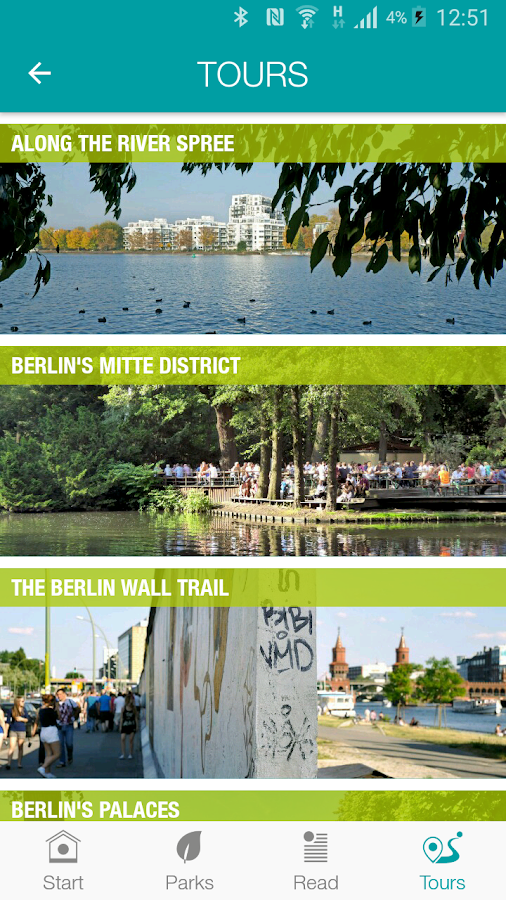 Berlin´s Green Sides- screenshot