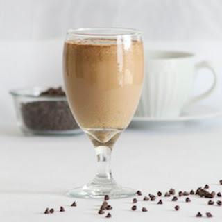 Chocolate Java Protein Shake.