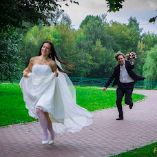 Wedding photographer Aleksey Sotnikov (sotnikstudio). Photo of 05.04.2014