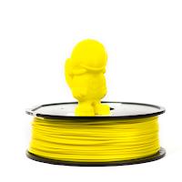 Yellow MH Build Series PLA Filament - 2.85mm (1kg)