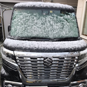 スペーシアカスタム MK53S XS turbo 4WD    2018のカスタム事例画像 marugaryさんの2018年11月21日10:10の投稿