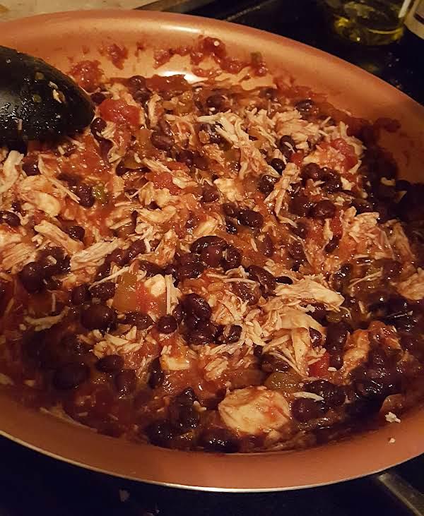 Split Second Black Bean And Chicken Tacos Recipe