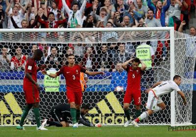 Le Mexique tient tête au Portugal !