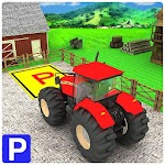US Farming Tractor Parking 2018 Icon