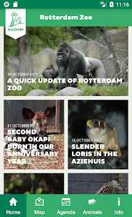 Rotterdam Zoo - náhled