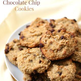 Quinoa Chocolate Chip Cookies.