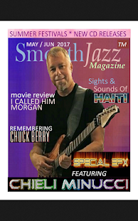 Smooth Jazz Magazine- screenshot thumbnail