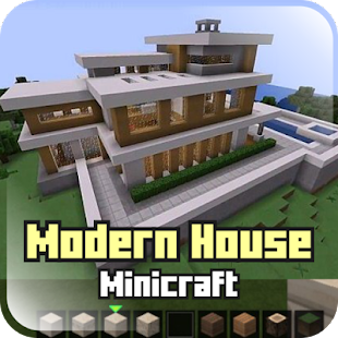 Modern minecraft house design android apps on google play for Modern house roleplay