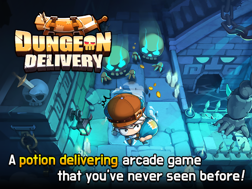 Télécharger gratuit Dungeon Delivery APK MOD 1