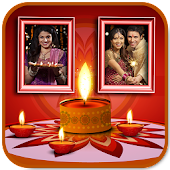 Diwali Photo Frames – Dual