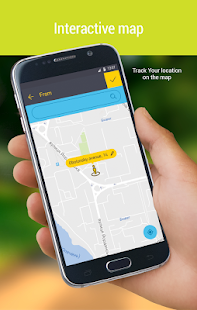 Uklon - Online Taxi App- screenshot thumbnail