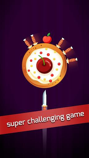 Knife Hit Super Challenge 1.4 screenshots 1