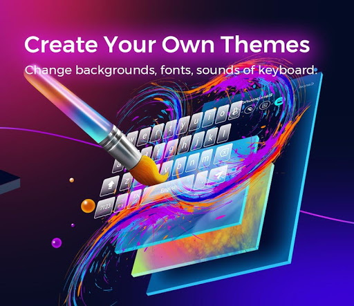 Cheetah Keyboard-Gif,Emoji Keyboard&3D Themes 4.12.2 Screenshots 6