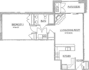 Go to The Gordonia Floorplan page.