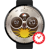 Astro watchface by Delta
