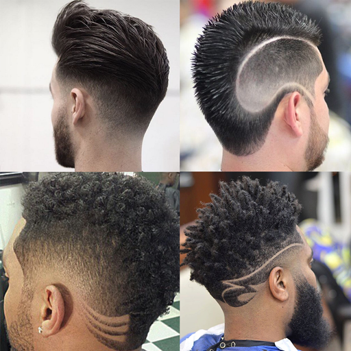 Cortes de pelo para hombre estilo v