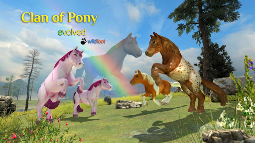 Clan of Pony screenshot 4