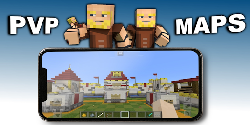 Map Craft Royale for MCPE ★ 1.5.1 screenshots 1