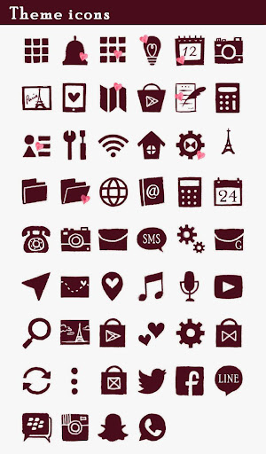 I Love Paris Wallpaper 1.0.0 Windows u7528 4