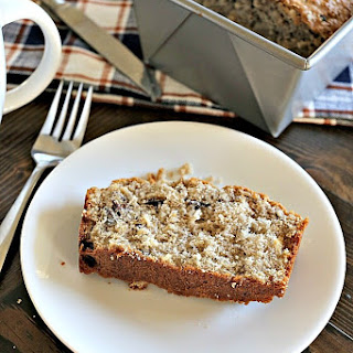 Raisin, Nut and Spiced Quick Bread