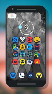 لالروبوت Meegis - Icon Pack تطبيقات screenshot