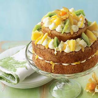 Tropical Fruit Cake Recipes.